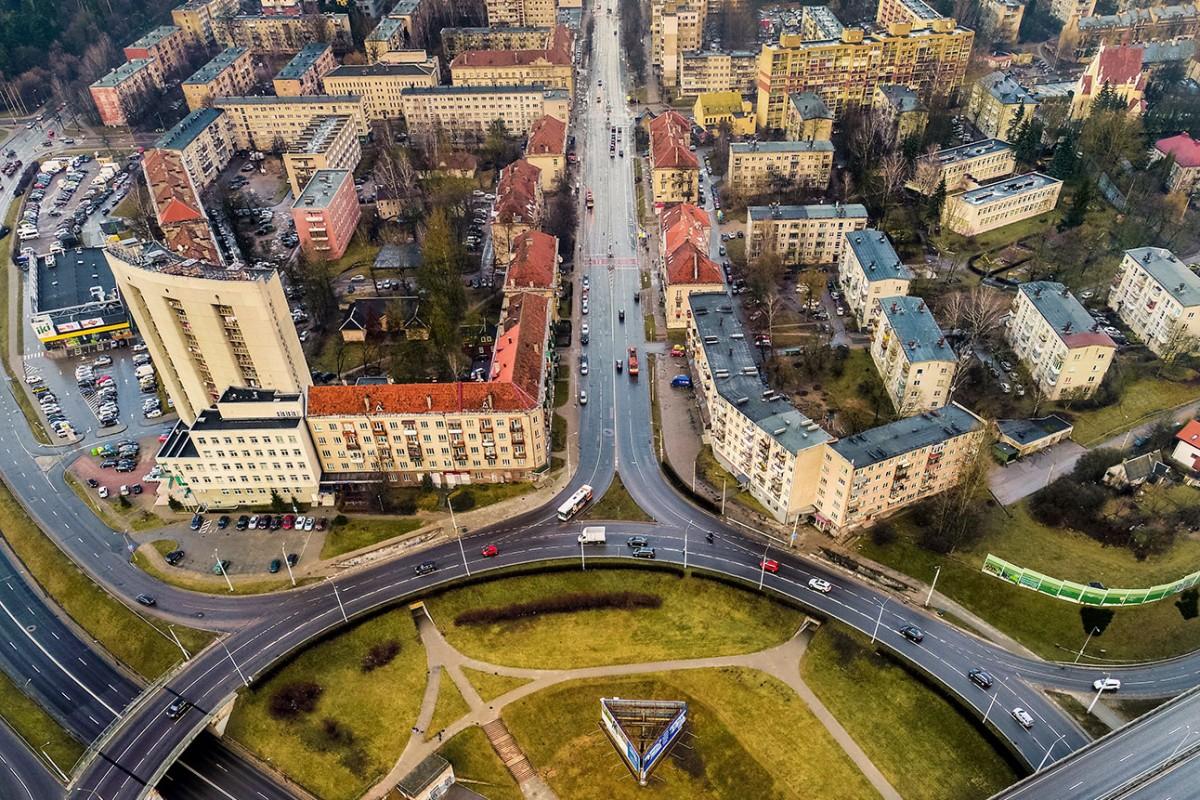 Savanoriu avenue