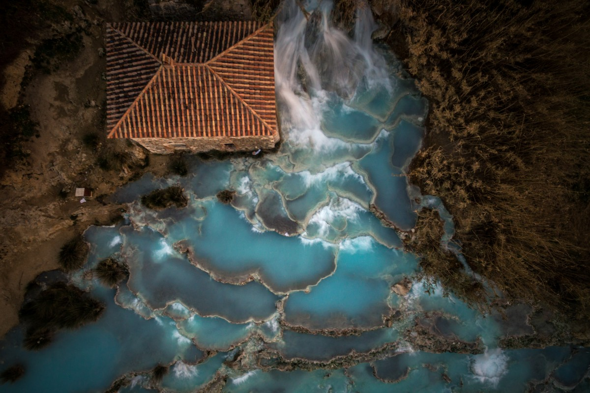 House of thermal falls…