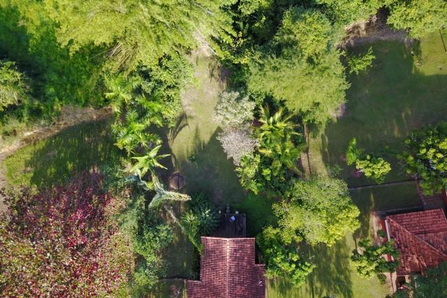 Passagem Boa's Garden