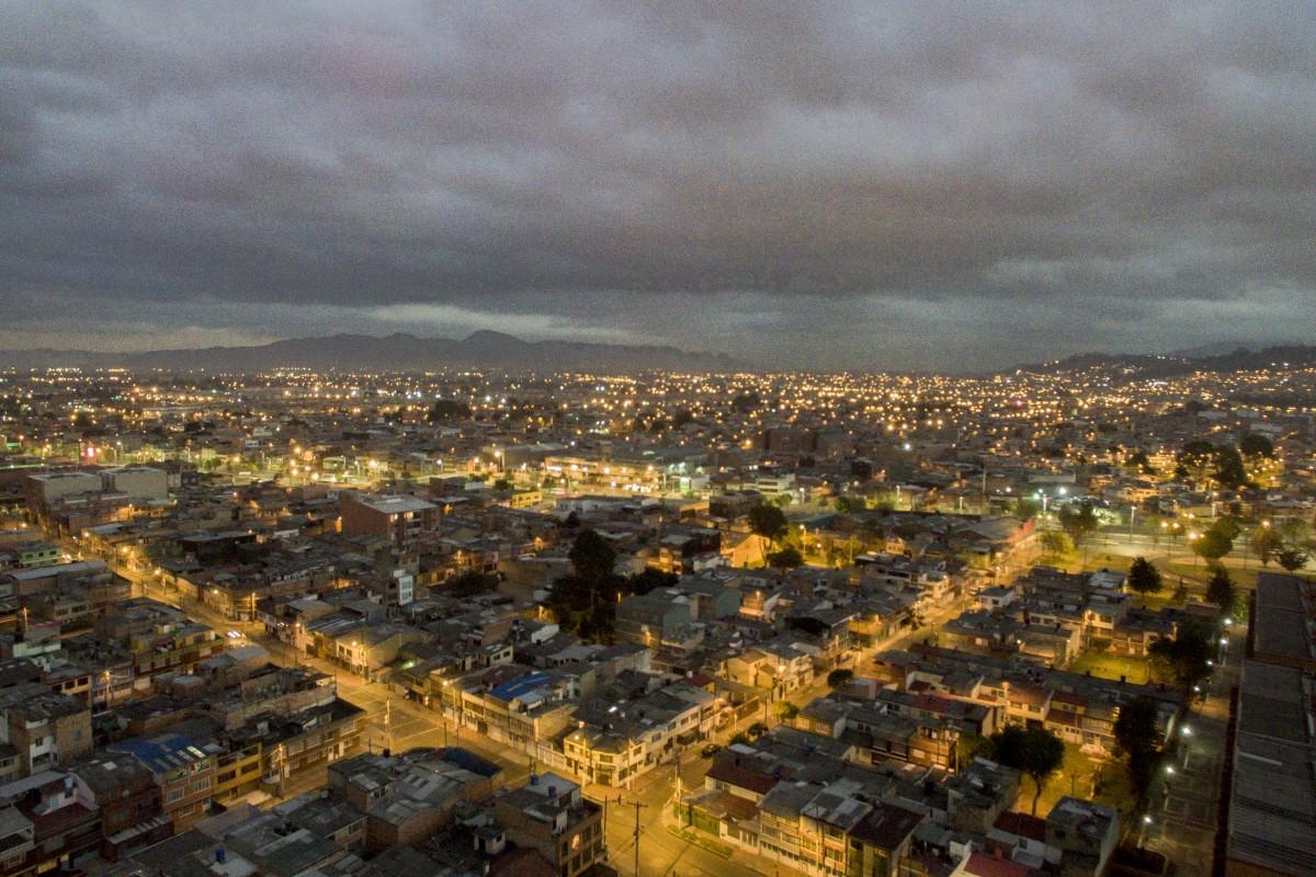 Mi ciudad de madrugada