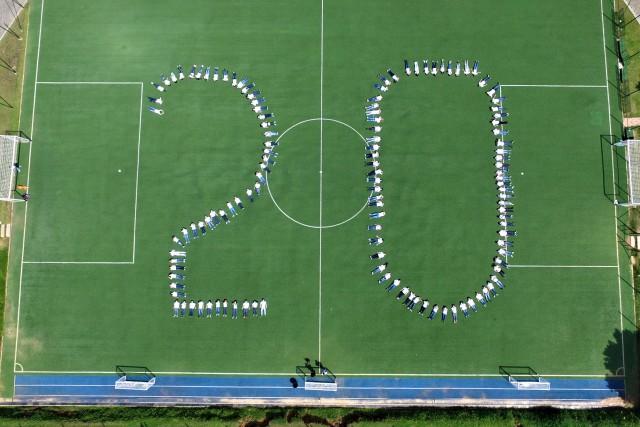 20 Aniversario Colegio Cumbres Medellín