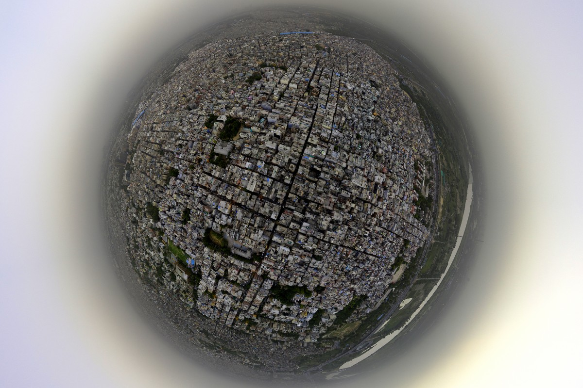 360° Panorama of Delhi