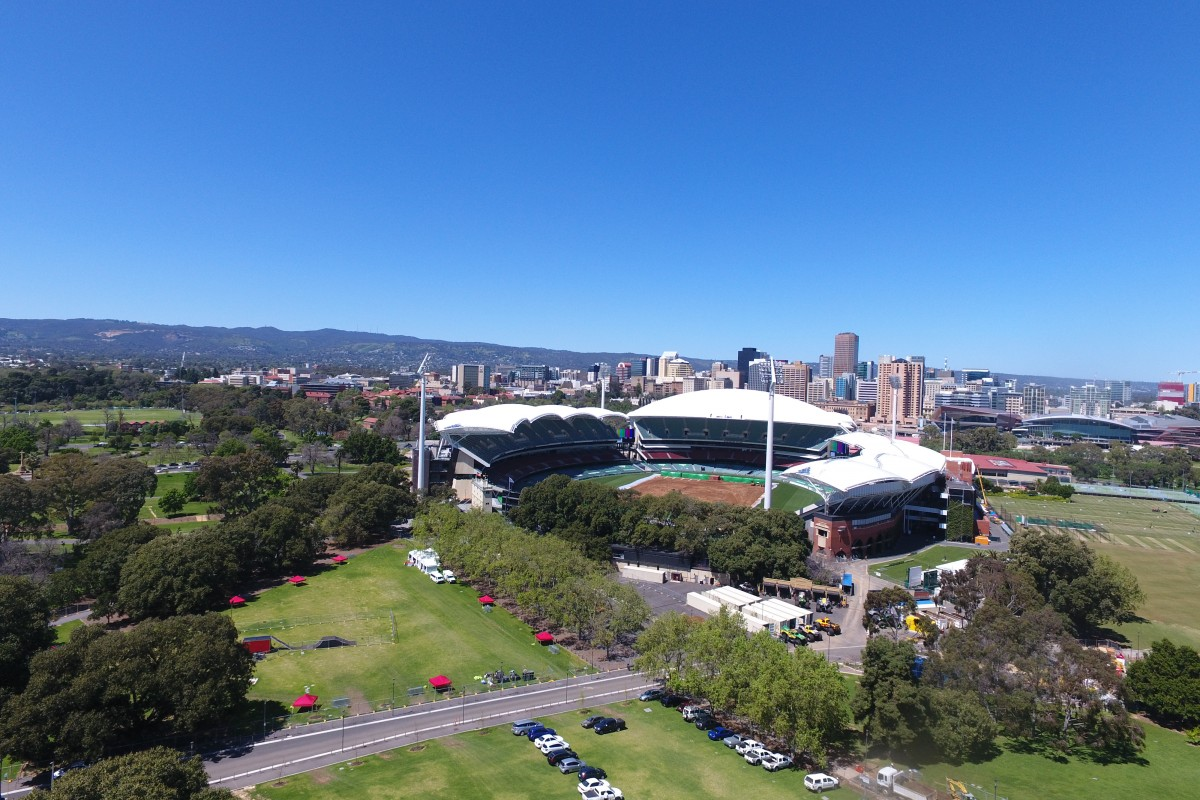 Adelaide Oval Adelaide South Australia