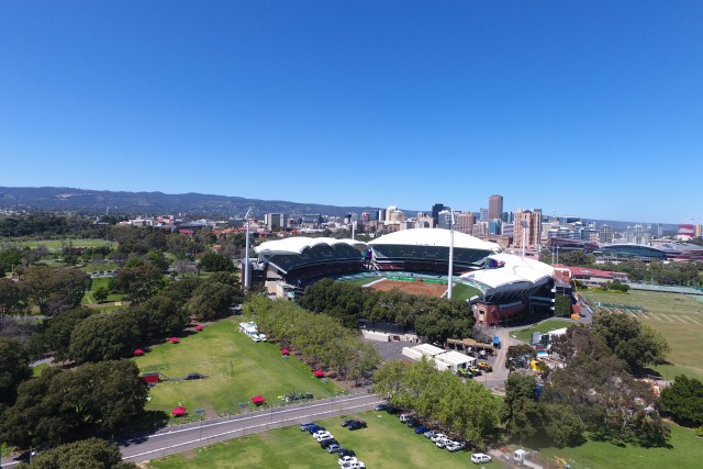 Adelaide Oval Adelaide South Australia