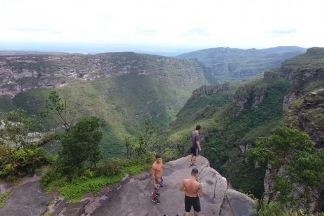 Cachoeira da Fumaça, Chapada Diamantina, Bahia, Brazil