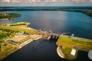 Kaunas Hydro Power Plant