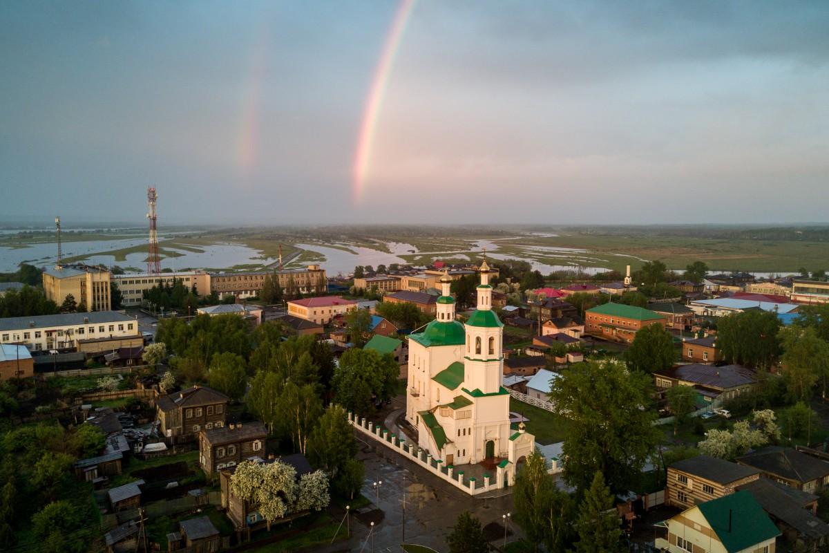 The city of Tara