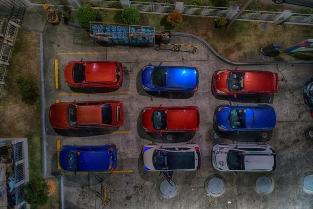 Eon Cars at Petron Daang Hari