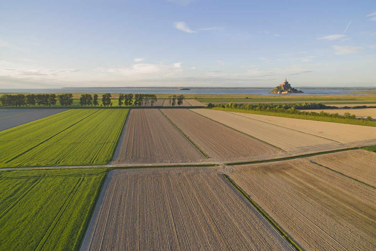 land of mont saint michel