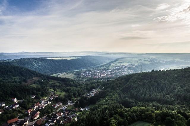 Neckar valley