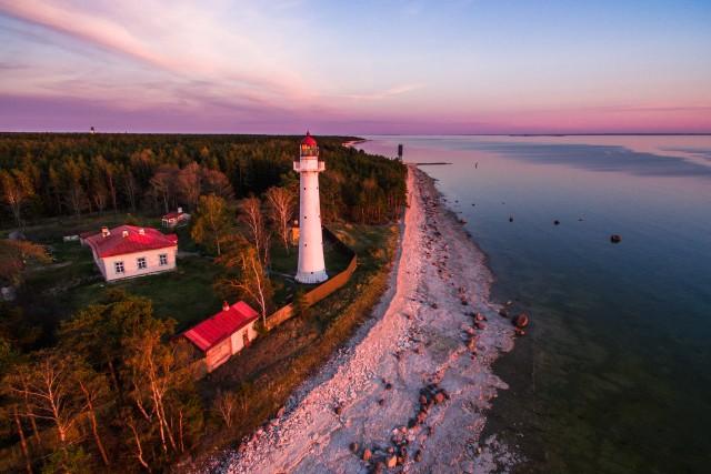 Iron lighthouse
