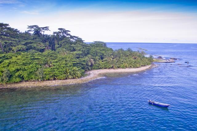 Uvita Island