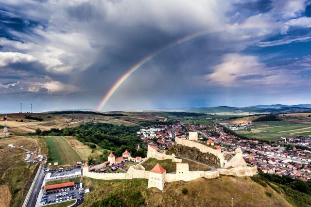 Rupea Fortress, Transylvania