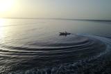 Boat returning
