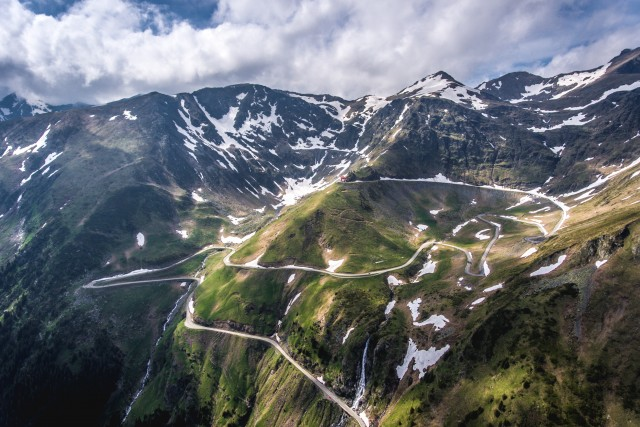 Transfagarasan – maybe the best road in the world!