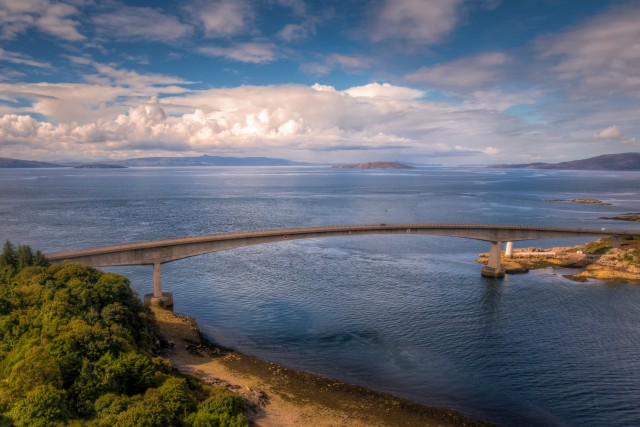Skye Bridge, Scotland