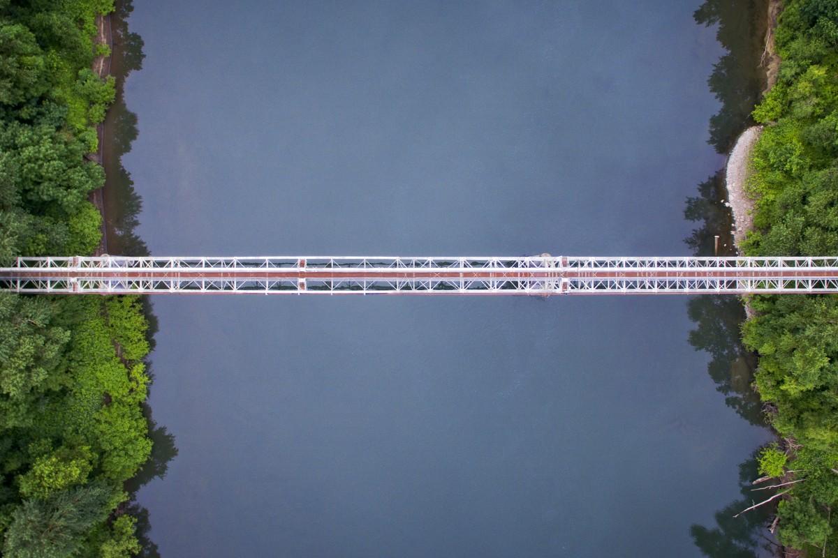 Champoeg Road bridge