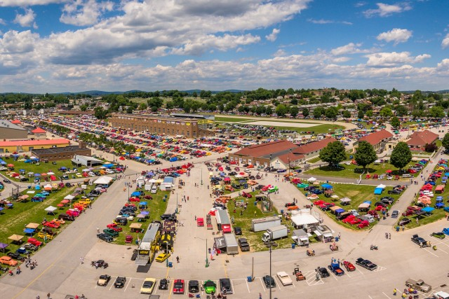 A love for cars – Street Rod Nationals East – York, PA