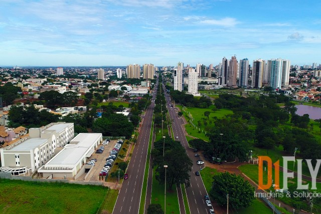 Campo Grande line of sight