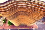 Niemeyer art in Belo Horizonte