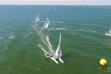 Catamaran DART 18 Italian Championships, Volano Saling Club (Ferrara), Italy