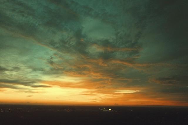 Deep Florida Sky