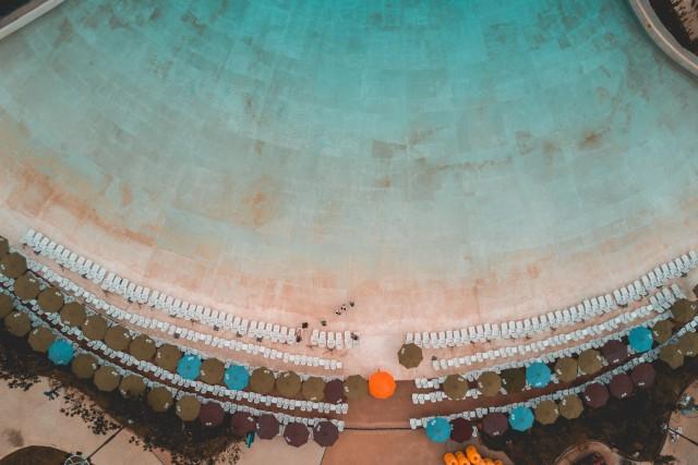 Waterpark Aerial – Thailand – Come Rain Or Shine