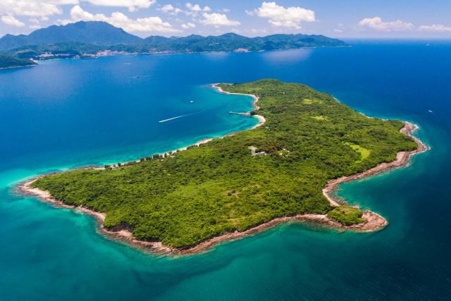 Easternmost outlying island of Hong Kong, Tung Ping Chau