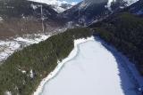 Engolasters Frozen Lake