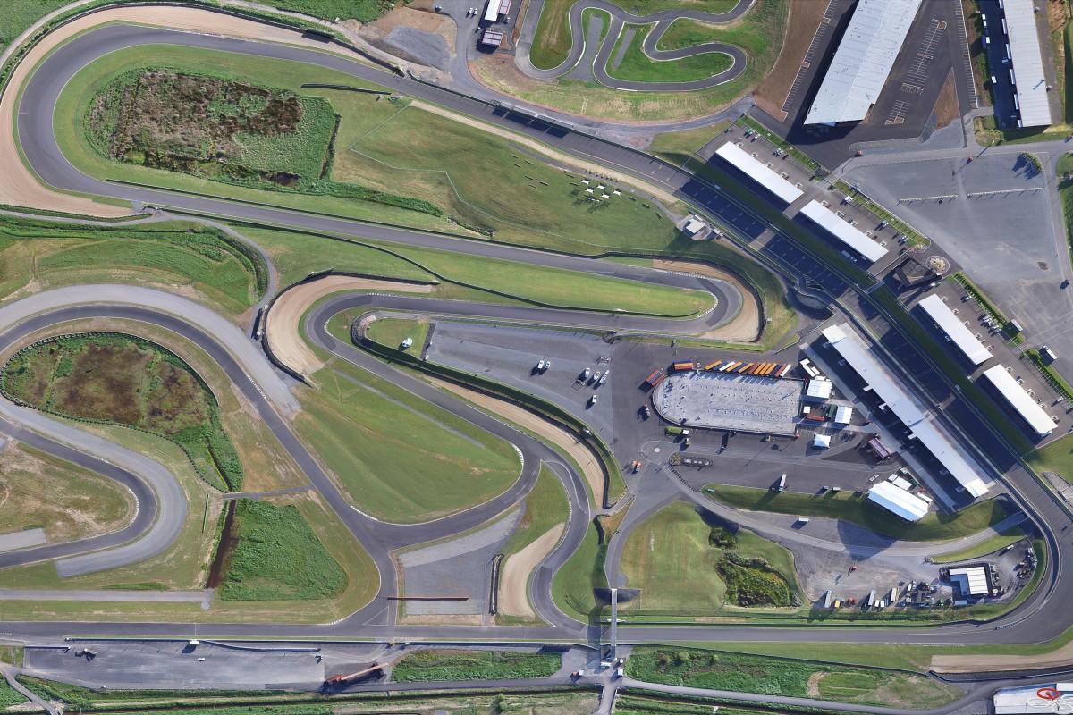 Hampton Downs Raceway