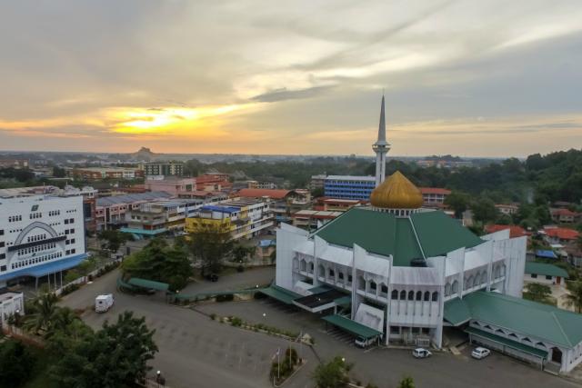 Masjid Daerah Beaufort