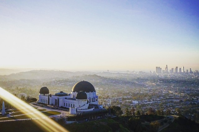 Griffith Observatory Los Angeles, CA