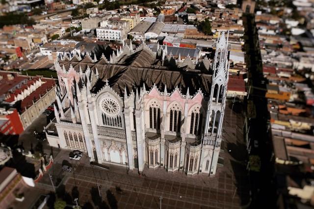 Templo Expiatorio León, México