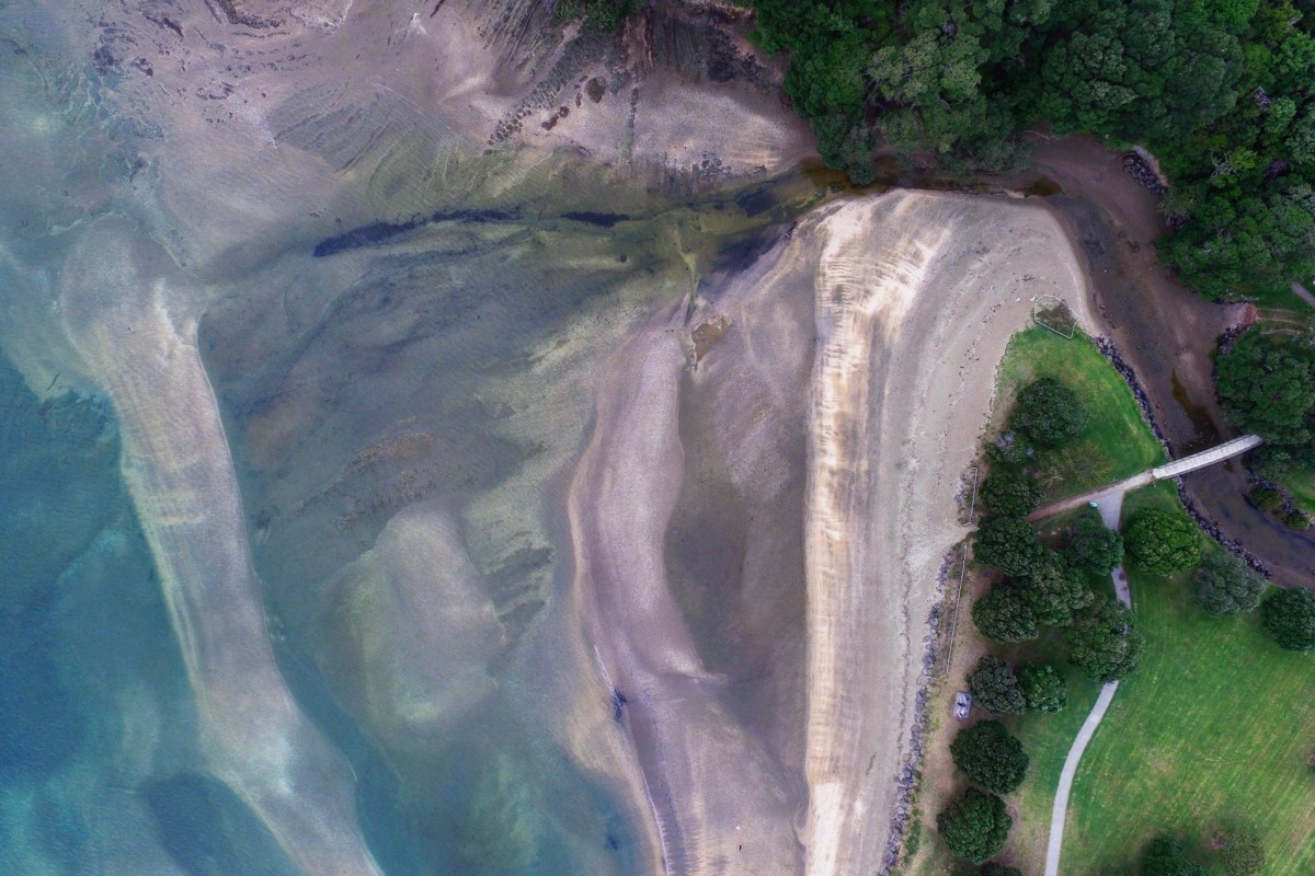 Stanmore River mouth