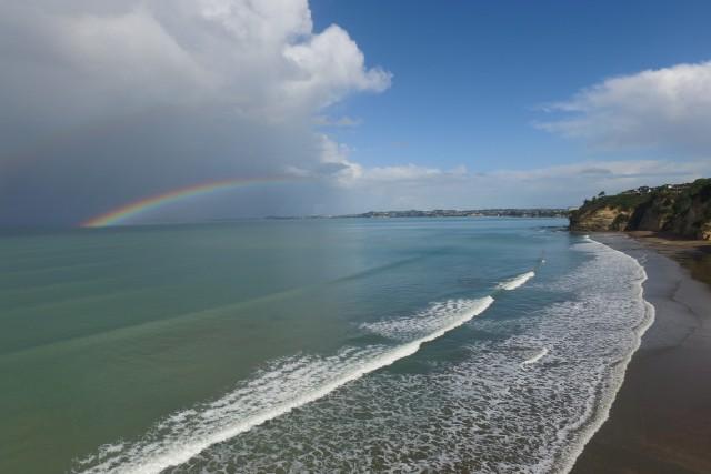 Double Drone Rainbow
