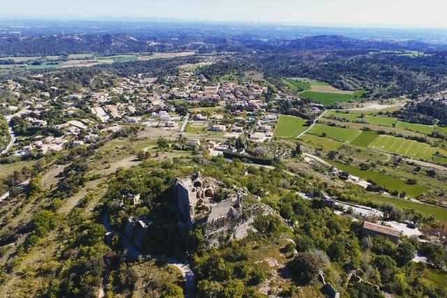 Vernègues, south of France