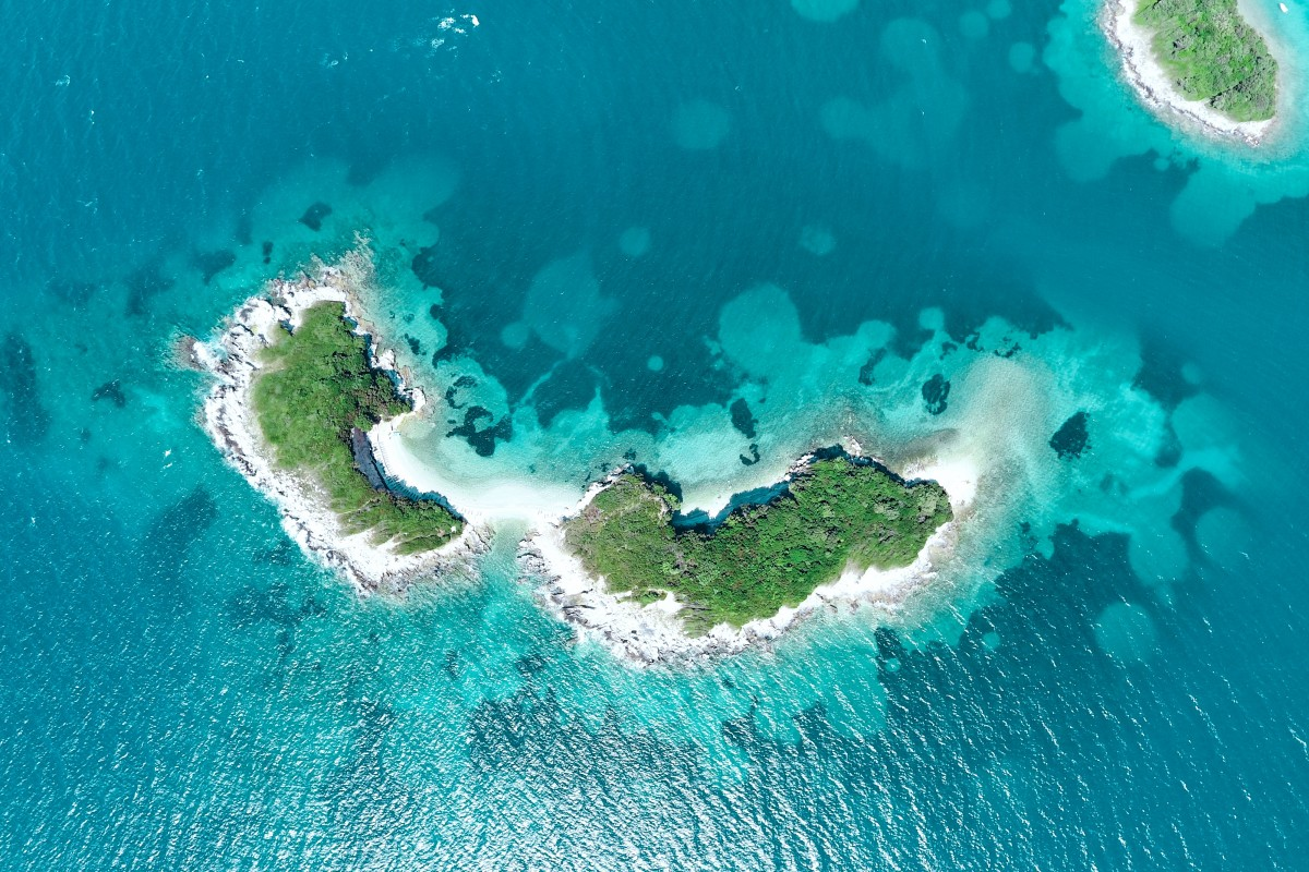 camera drone with Ksamil Saranda Albania on Kilauea Point National Wildlife Refuge likewise File Klein Curacao aerial  34071068974 moreover Convento De La Popa further Drone Crash Holidays in addition Security Guard Filmed Football Matches Flying Drones Grounds.