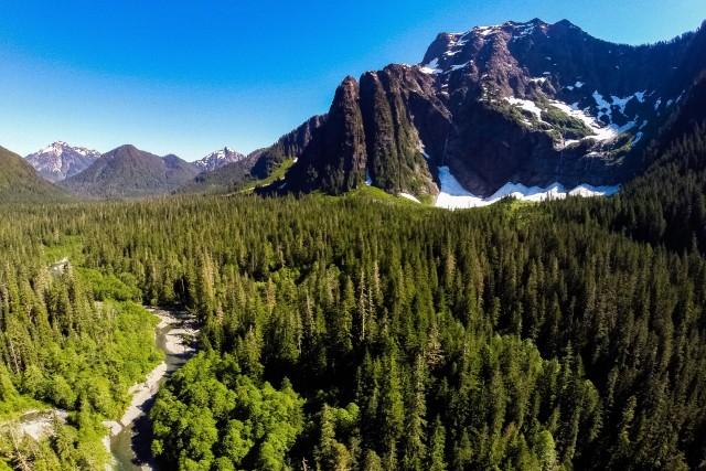 A trip down the Mountain Loop