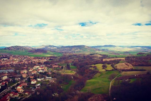 Mountain Volvic