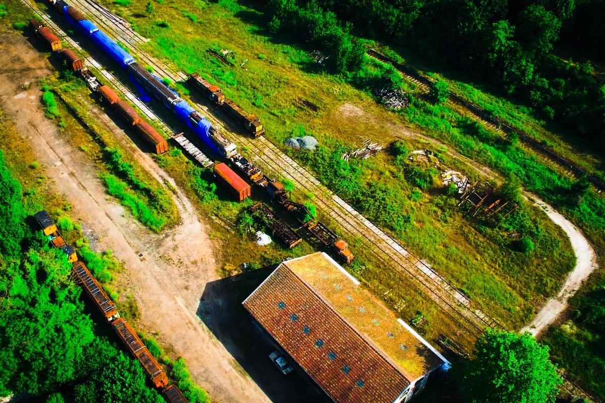 Wreck train