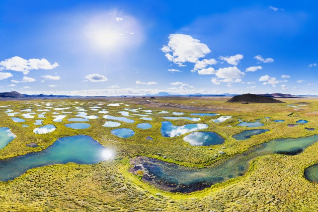 Lakeland in 360 degrees