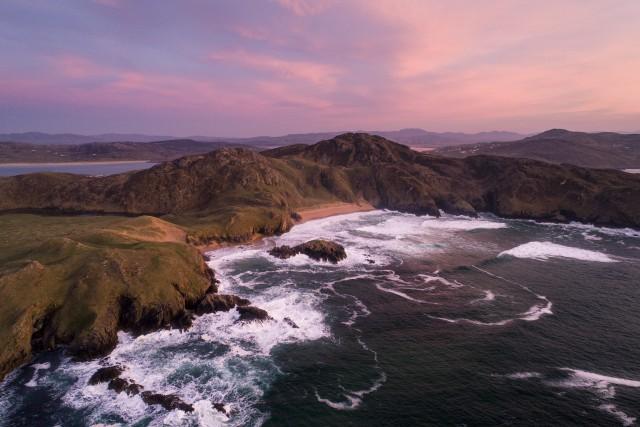 The Murder Hole Beach, Co. Donegal, Ireland