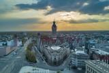 Sunset on Rathaus