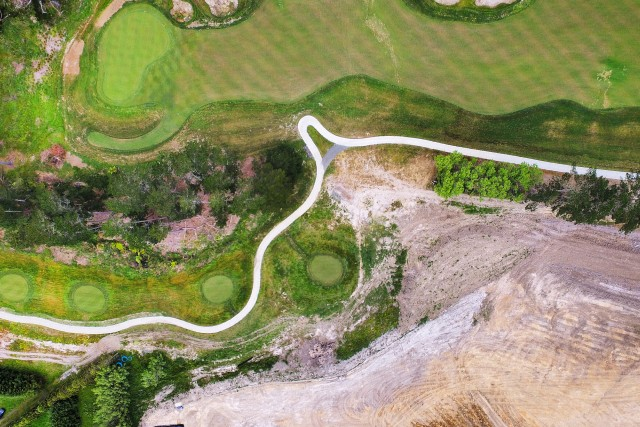 New golf course on the way