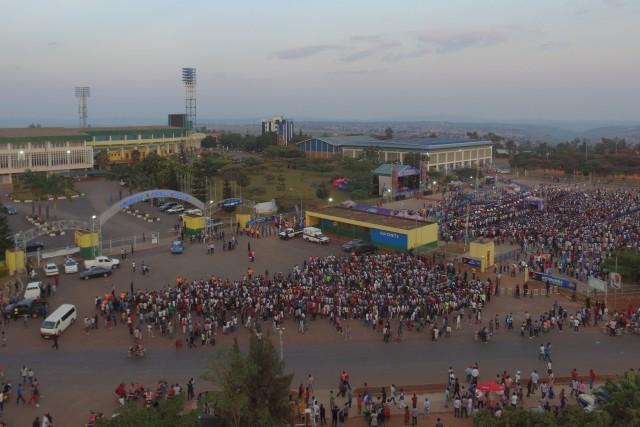 Amahoro National Stadium, Remera, Rwanda