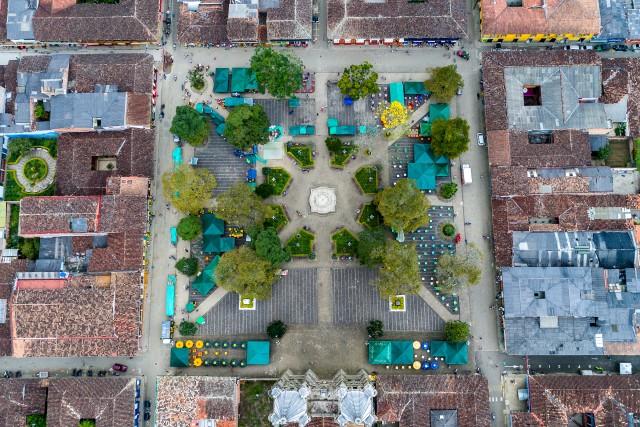 Plaza at Jardin