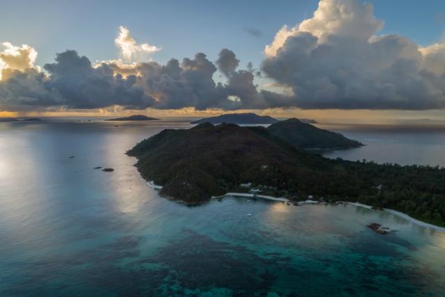 Anse Vollbert Flight #2 – Seychelles.