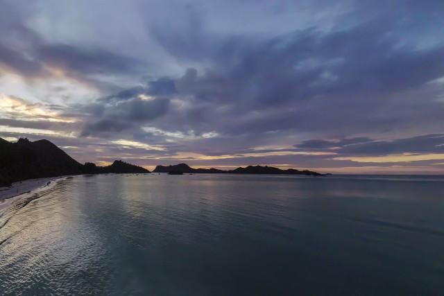 Baie Ste Anne flight #2 – Seychelles.