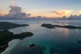 Anse Vollbert Flight #1 – Seychelles.