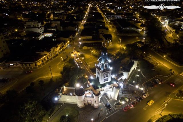Puerta de la Ciudad de Loja